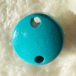 Clip bois bleu azur