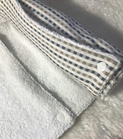détail sopalin lavable recto verso
