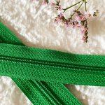 Fermeture à glissière vert sapin