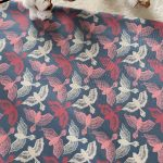 jersey bio motif oiseaux