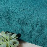 éponge de coton bio vert sapin